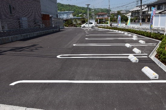 写真:ルッカ高須駐車場