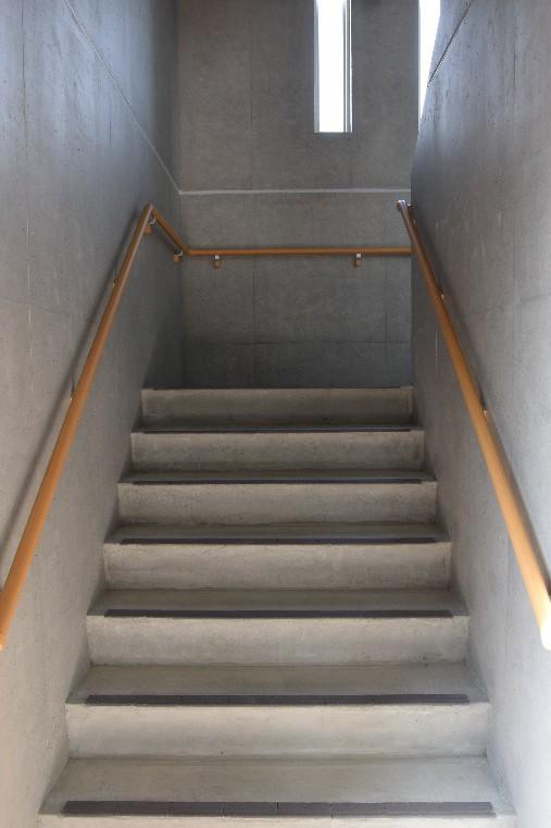 写真:ルッカ高須階段