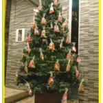 写真:クリスマスツリー